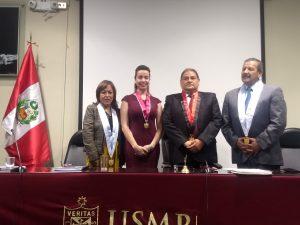 SUSTENTACIÓN DE TESIS,GRADO MAESTRO EN GOBIERNO Y GESTIÓN PÚBLICA ALUMNA :  BÁRBARA MERINO VILALDOMA 07/11/2018