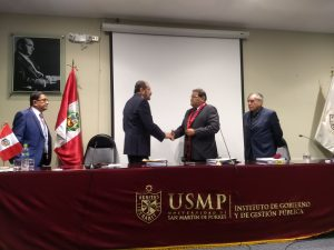 SUSTENTACIÓN DE TESIS,GRADO MAESTRO EN GOBIERNO Y POLÍTICA PÚBLICA ALUMNO :  JORGE  LERMO RENGIFO 05/12/2018