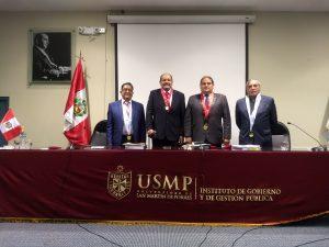 SUSTENTACIÓN DE TESIS,GRADO DOCTOR EN GOBIERNO Y POLÍTICA PÚBLICA ALUMNO :  JORGE  LERMO RENGIFO 05/12/2018
