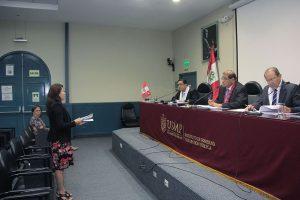 SUSTENTACIÓN DE TRABAJO DE INVESTIGACIÓN, GRADO MAESTRO EN GESTIÓN PÚBLICA ALUMNOS: ROCIO MARISOL JARA VEGA  13/04/2019
