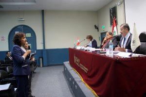 SUSTENTACIÓN DE TRABAJO DE INVESTIGACIÓN, GRADO MAESTRO EN GESTIÓN PÚBLICA ALUMNAS:  MARIBEL CONTRERAS ARIAS, JOHANA POSTIGO RAMIREZ 25/04/2019
