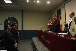 SUSTENTACIÓN DE TRABAJO DE INVESTIGACIÓN, GRADO MAESTRO EN GESTIÓN PÚBLICA ALUMNOS:  EDGAR HUANCO YUCRA , ZEIN TUTUSIMA BALAREZO , HITLER AMASIFUEN CHINO  12/06/2019