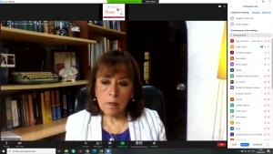 SUSTENTACIÓN DE TRABAJO DE INVESTIGACIÓN, GRADO MAESTRO EN GOBERNABILIDA ALUMNO:  EDGAR AMERICO OCHOA PEZO 23/06/2020